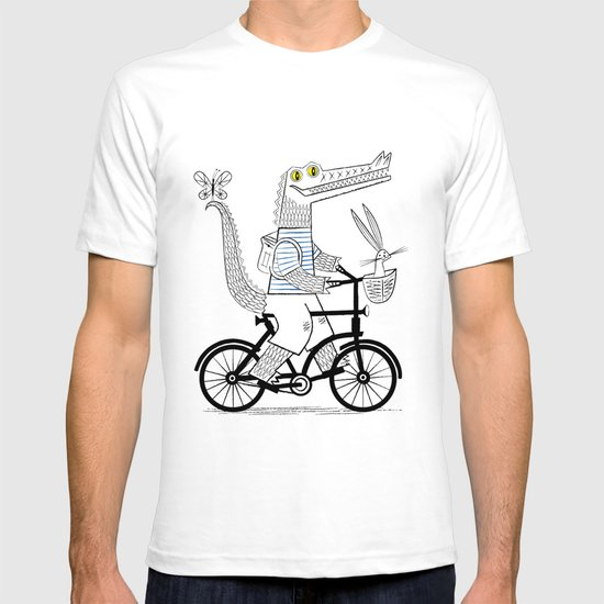 The Crococycle T-shirt