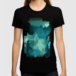 Abstract Jade Color Story T-shirt