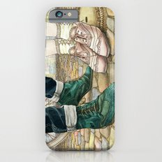 Brogues for a date iPhone 6s Slim Case