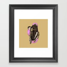 creationn Framed Art Print