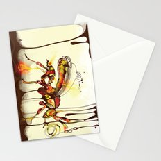 Wasp Stationery Cards