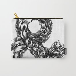 The Illustrated & Carry-All Pouch