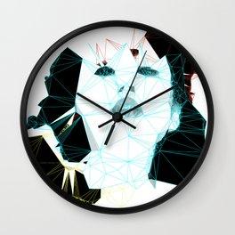 Ge1sha Wall Clock