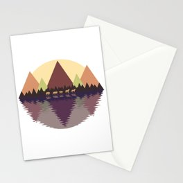 Wolf Pack #9 Stationery Cards