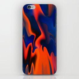 Fire Camp iPhone Skin