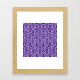 Op Art 174 Framed Art Print