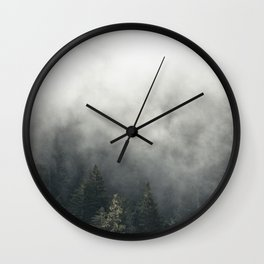 Once Upon A Time - Nature Photography Wall Clock
