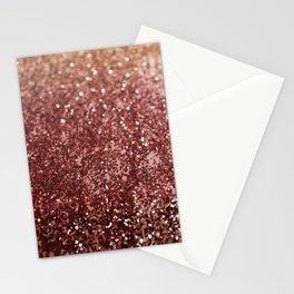 Cafe Au Lait Glitter #1 #shiny #decor #art #society6 Stationery Cards