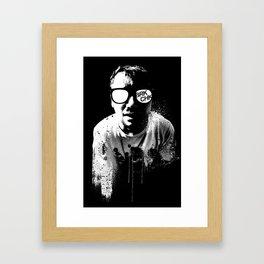 [BRKCHK] No Justice No Beats Framed Art Print