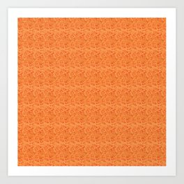 Cheetos crumbs Art Print