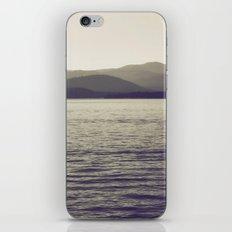 Vintage Lake iPhone & iPod Skin
