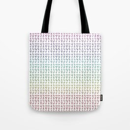 QUEER (all genders) Tote Bag