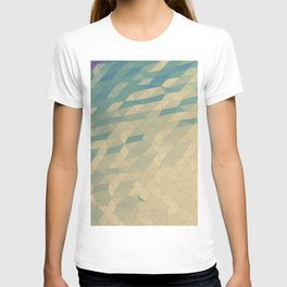 Only Colored Triangles T-shirt