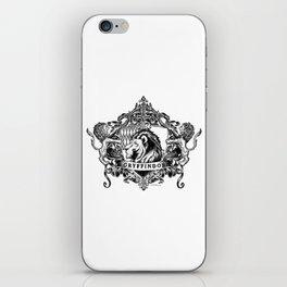 Gryffindor Crest iPhone Skin