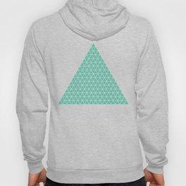 Geometric shape t-shirts & prints: Triangle (Tri x Tri) Multiple colours available... Hoody