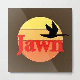Wawa Jawn Metal Print