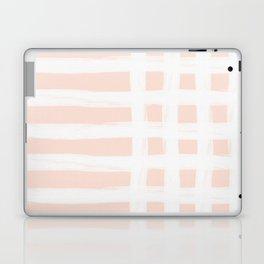Blush Gross Stripes No.1 Laptop & iPad Skin