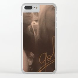 Golden Girls - All Gold Everything Clear iPhone Case