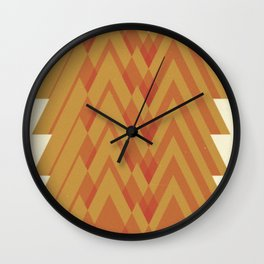 Forest_For_The _Trees Wall Clock