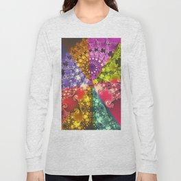energy flower Long Sleeve T-shirt