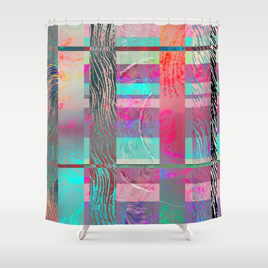 Graph collection 2 Shower Curtain