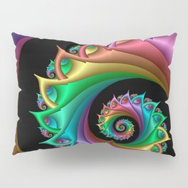 life is colorful -4- Pillow Sham