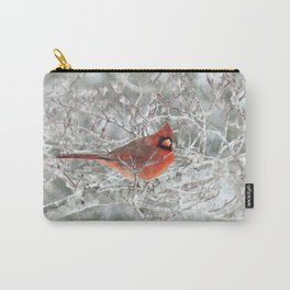 Winter Charmer Carry-All Pouch