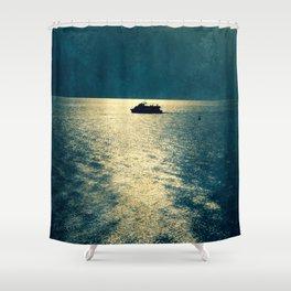 Sea of Dreams Shower Curtain