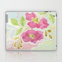 Wild Rose Laptop & iPad Skin