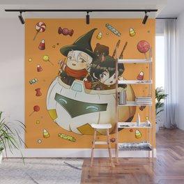 Halloween Sweets Wall Mural