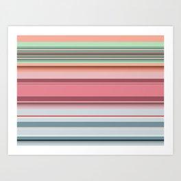 Third Quartet Art Print