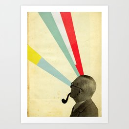 Mind-altering Art Print