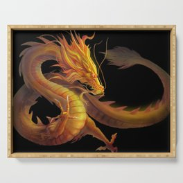 Dragon Serving Tray