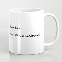 GinaMirandArt-Eagle Totem Coffee Mug