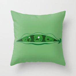Zompea! Throw Pillow