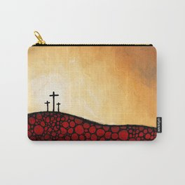 Forgiven - Christian Art By Sharon Cummings Carry-All Pouch