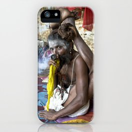 Yogi Karma iPhone Case