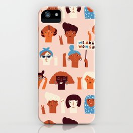 Women day iPhone Case