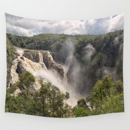 Barron Falls in Queensland Wall Tapestry