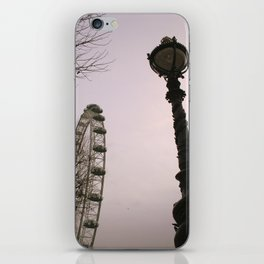 London is London iPhone Skin