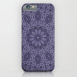 Fine Lace iPhone Case