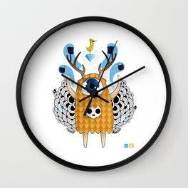 Ciervicola Wall Clock