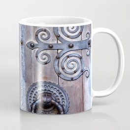 Lisbon Portugal Doorway Coffee Mug
