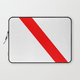 flag of strasbourg Laptop Sleeve