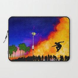 Venice Beach Skate Park Laptop Sleeve