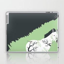 Zebra in the Woods Laptop & iPad Skin