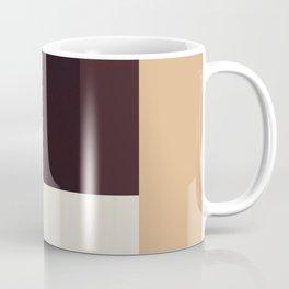 Abstraction_Colorblocks_001 Coffee Mug