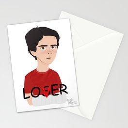 Eddie Kaspbrak Stationery Cards