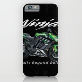 Ninja Accessories-Kawasaki iPhone Case