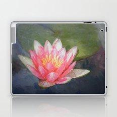 Mayla Water Lily Laptop & iPad Skin
